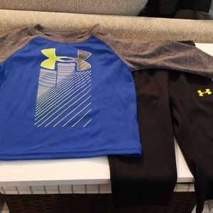 Under Armour Matching Set 12M